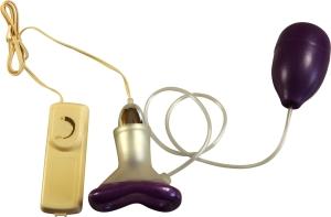 Vibrating clit massager - FÖR KVINNAN
