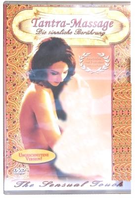 DVD Tantra Massage